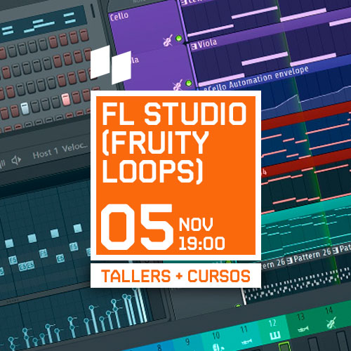 FL STUDIO (FRUITY LOOPS)