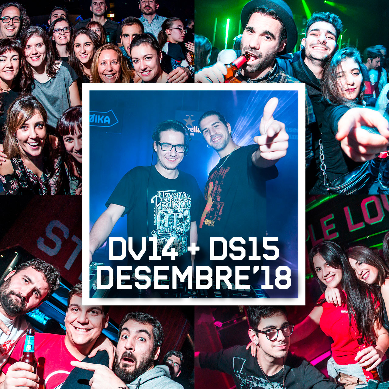 DV14 +DS15 DES'18 // STROIKA SESSIONS