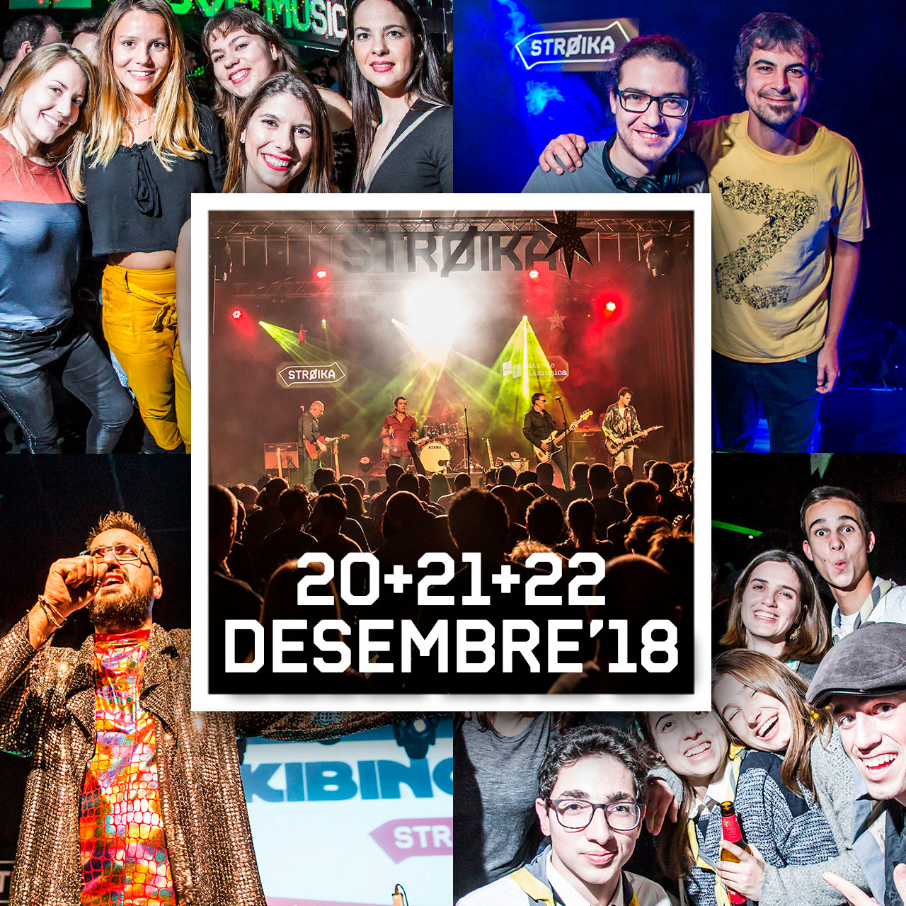 DJ20 +DV21 +DS22 DES'18 // FRIKIBINGO +MCGREGOR'S +SESSIONS